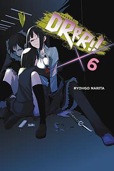 Durarara!! Novel Vol.  6