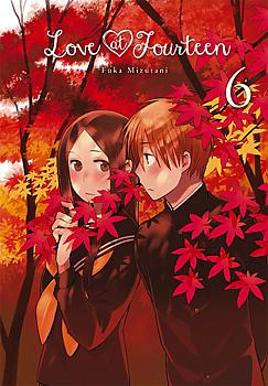 Love at Fourteen Manga Vol.   6