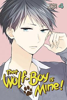 That Wolf-Boy is Mine! Manga Vol.   4