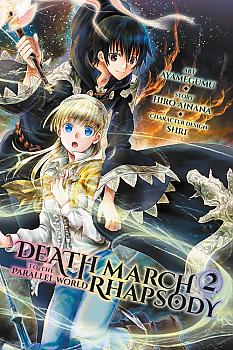 Death March to the Parallel World Rhapsody Manga Vol.   2