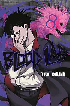 Blood Lad Manga Vol.   8