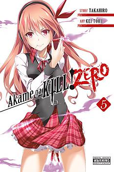 Akame ga KILL! ZERO Manga Vol.   5