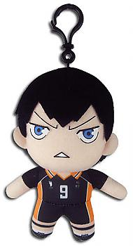 Haikyu!! 5'' Plush Key Chain - Kageyama Plush