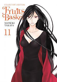 Fruits Basket Manga Vol. 11 Collector's Edition