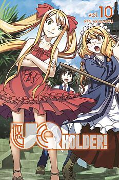 UQ Holder Manga Vol.  10