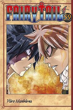 Fairy Tail Manga Vol.  59