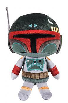 Star Wars Galactic Plushies - Boba Fett