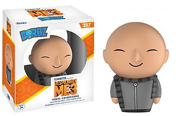 Despicable Me 3 Dorbz Vinyl Figure - Gru