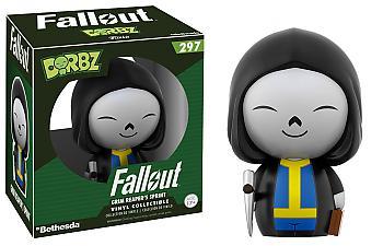 Fallout Dorbz Vinyl Figure - Grim Reaper Vault Boy