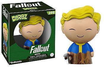Fallout Dorbz Vinyl Figure - Rooted Vault Boy