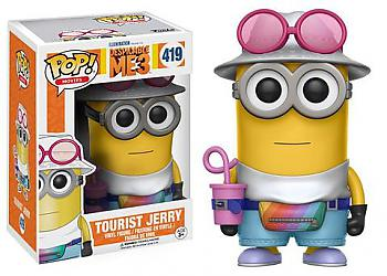 Despicable Me 3 POP! Vinyl Figure - Jerry (Tourist) Minion
