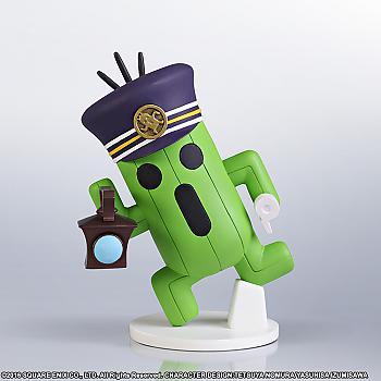 World of Final Fantasy Static Arts Mini Figure - Cactuar Conductor