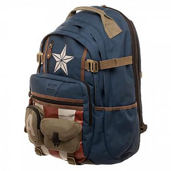 Captain America Backpack - Suit Up