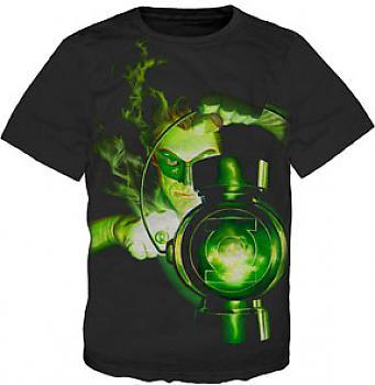 DC Comics T-Shirt - Green Lantern Power Source (XL)