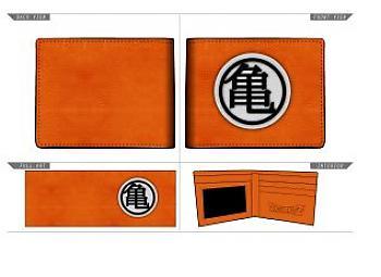 Dragon Ball Z Wallet - Kame (Turtle) Kanji