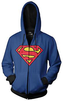 Superman Hoodies - S Shield (L)