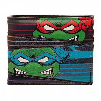 Teenage Mutant Ninja Turtles Bifold Wallet - Brothers