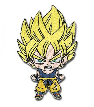 Dragon Ball Z Patch - SD Super Saiyan Goku