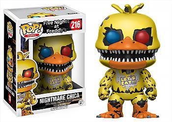 Five Nights At Freddy's POP! Vinyl Figure - Nightmare Chica