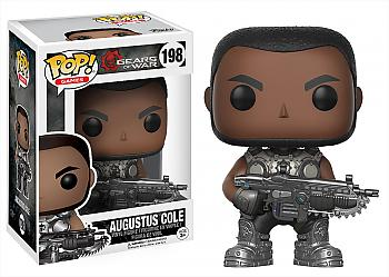Gears of War POP! Vinyl Figure - Augutus Cole