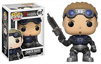 Gears of War POP! Vinyl Figure - Damon Baird (Armored)