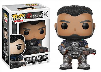 Gears of War POP! Vinyl Figure - Dominic Santiago