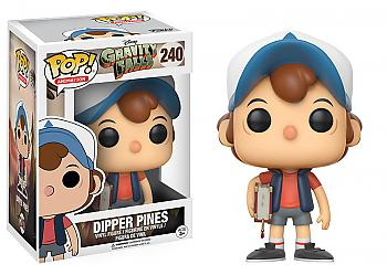 Gravity Falls POP! Vinyl Figure - Dipper Pines