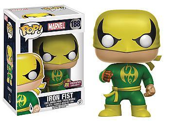 Iron Fist POP! Vinyl Figure -  Iron Fist PX