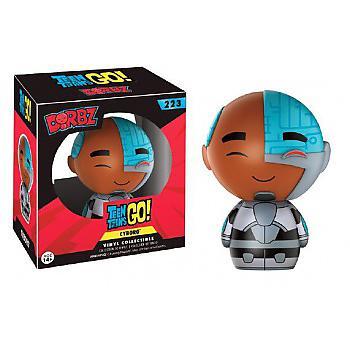 Teen Titans Go! Dorbz Vinyl Figure - Cyborg