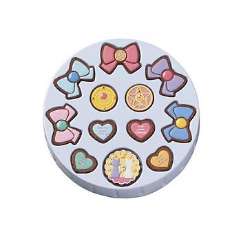 Sailor Moon Key Chain - Patisserie Cookie Charm
