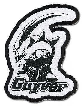 Guyver Patch - Unit 3