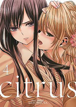 Citrus Manga Vol.   4