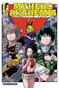 My Hero Academia Manga Vol.   8