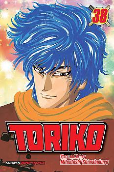 Toriko Manga Vol.  38