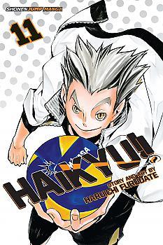 Haikyu!! Manga Vol.  11