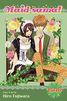 Maid Sama! Omnibus Manga Vol.   8
