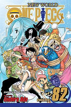 One Piece Manga Vol.  82