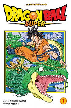 Dragon Ball Super Manga Vol.   1