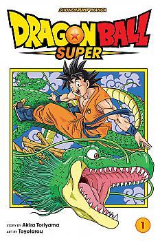 Dragon Ball Super Manga Vol.   1