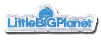 Little Big Planet Patch - Logo