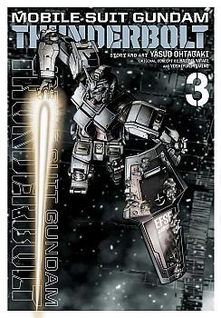 Mobile Suit Gundam Thunderbolt Manga Vol.   3