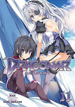 Dragonar Academy Manga Vol.  11