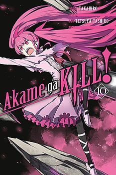 Akame ga KILL! Manga Vol.  10
