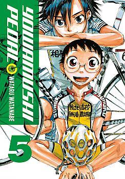 Yowamushi Pedal Manga Vol.   5