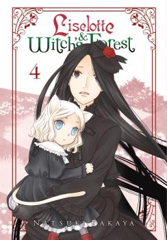 Liselotte & Witch's Forest Manga Vol.   4
