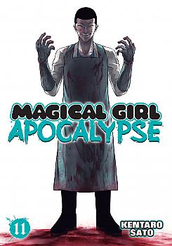 Magical Girl Apocalypse Manga Vol.  11