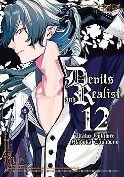 Devils and Realist Manga Vol.  12
