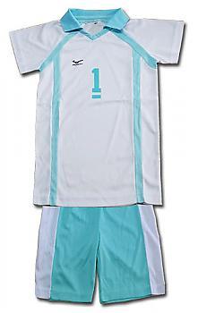 Haikyu!! Costume - Aobajosai #1 Uniform (S)