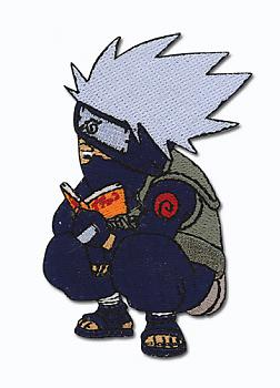 Naruto Patch - Chibi Kakashi Reading