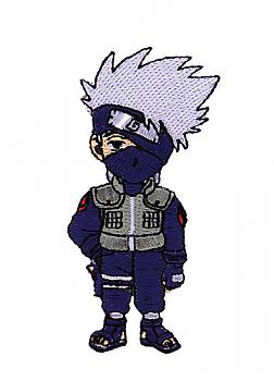 Naruto Patch - Chibi Kakashi Standing